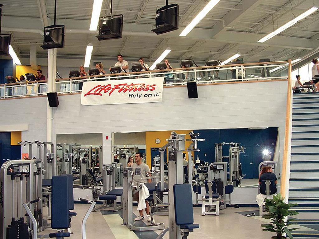 forge fitness centre windsor